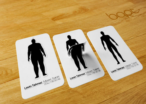 15 brilliantly creative business cards i wish id thought of that but sometimes simple proves best colourmoves